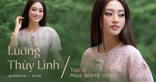 Gặp Lương Thùy Linh sau thành tích Top 12 Miss World: Tôi là nhân chứng sống của ''chân dài'' mà ''não không ngắn''