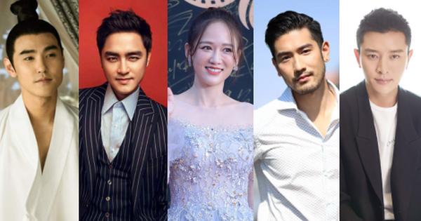10 tình trẻ màn ảnh của Trần Kiều Ân: Người tài hoa bạc mệnh, kẻ bị ''cắm sừng'' đầy đau đớn