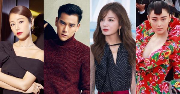 6 diễn viên Hoa Ngữ ''trốn biệt tăm'' khỏi màn ảnh nhỏ khổ thân nhất là Lâm Tâm Như suốt ngày bị đồn ly hôn