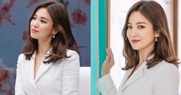 Sau vụ ly hôn 2000 tỷ, Song Hye Kyo chứng minh nhan sắc ngày càng xuất thần của quý cô độc thân đắt giá nhất Kbiz