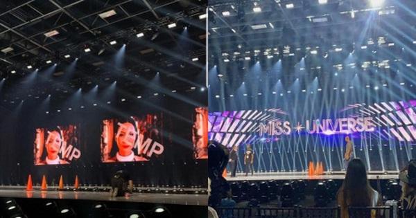 Hé lộ sân khấu bán kết Miss Universe 2019: Đường catwalk không hoành tráng như mong đợi?