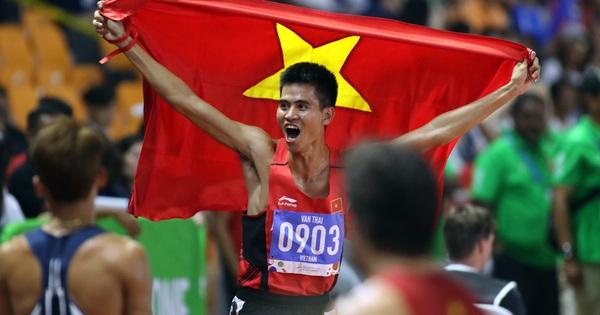 Ngày cảm xúc của điền kinh Việt Nam tại SEA Games 2019