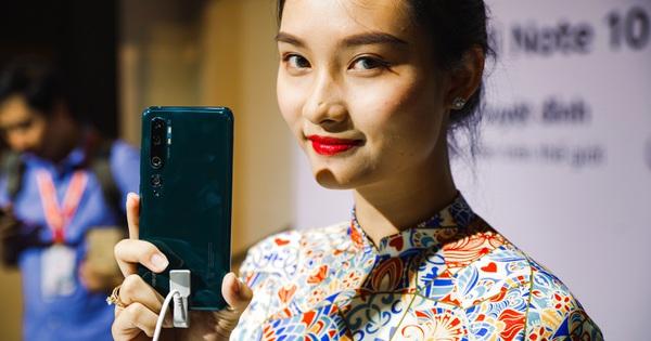 Xiaomi Mi Note10/Note10 Pro ra mắt ở Việt Nam: 5 camera 108MP đầu tiên trên thế giới, pin 5260mAh, giá từ 12,99 triệu đồng