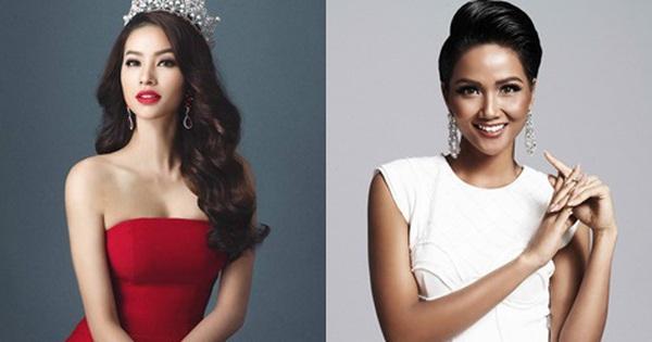 H''Hen Niê, Phạm Hương vỡ òa vui sướng khi Hoàng Thùy chính thức lọt top 20 cùng phần thi ứng xử quá xuất sắc tại Miss Universe 2019!