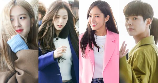Black Pink Park Min Young, Park Bo Gum is very cool – joluu