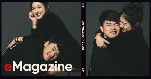 Trang Lou - Tùng Sơn và câu chuyện tình 8 năm của những người bên cạnh nhau năm 17 tuổi