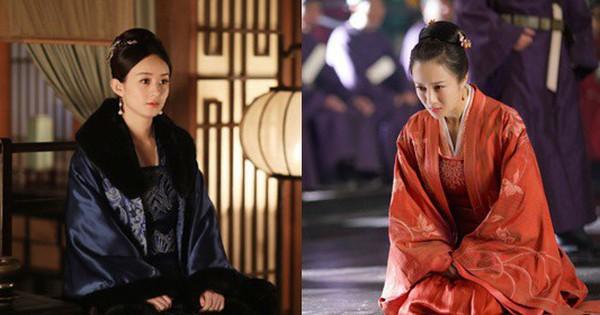 """Lấy chồng giàu mà cả 2 vợ của Phùng Thiệu Phong """"Minh Lan Truyện"""" mặc mãi một bộ váy duy nhất!"""
