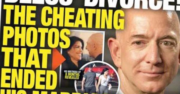 Bị dọa tung ảnh nóng, tỷ phú công nghệ Jeff Bezos giàu nhất thế giới phản ứng ra sao?
