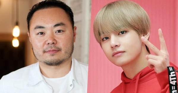 V (BTS) có thêm fan là đầu bếp nổi tiếng nhờ ăn hết... 9 dĩa đồ ăn