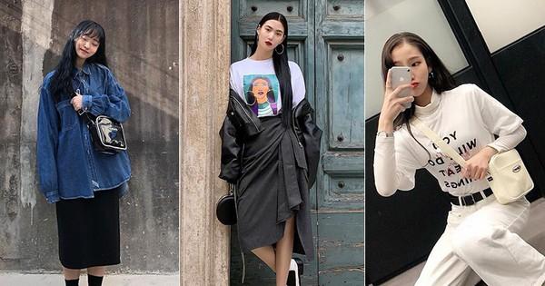 Street style giới trẻ Hàn tuần qua đẹp, chất quá mức quy định, không tham khảo để lên đồ chụp ảnh 'sống ảo' thì hơi phí