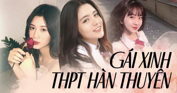 Tuyển tập những nữ sinh hot nhất THPT Hàn Thuyên (Sài Gòn): Ai cũng xinh đẹp, thần thái và rất có tố chất hot girl