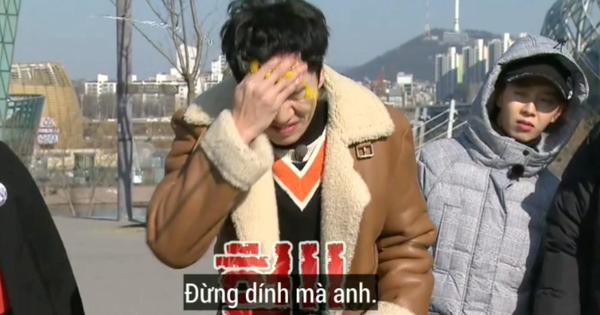 """""""Thánh nhọ"""" Lee Kwang Soo tái xuất với """"bàn tay thối"""" khiến khoa học cũng phải câm nín!"""