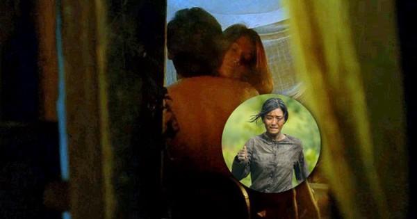 """Hoàng Yến Chibi vô tư... """"ngủ thẳng cẳng"""" suốt 2 tiếng đóng cảnh nóng đầu đời của mình"""
