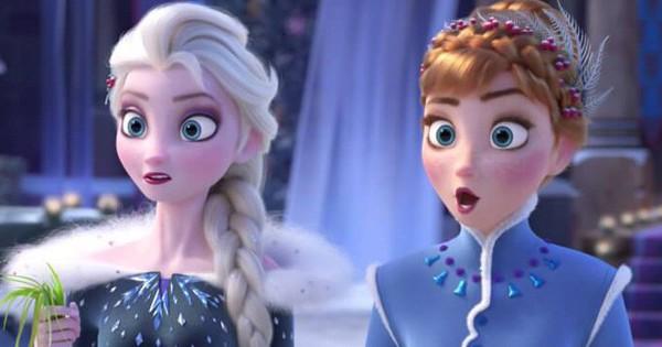 1001 giả thuyết ở Frozen 2: Anna có siêu năng lực mùa xuân, còn Elsa có bạn gái?