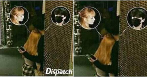 Xôn xao tin Dispatch tung hình Lisa (Black Pink) và Lay (EXO) hẹn hò, sự thật là gì?