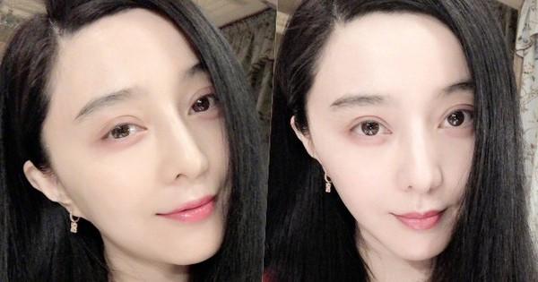 Nữ hoàng Phạm Băng Băng chính thức trở lại showbiz bằng loạt ảnh selfie gây sốt đêm giao thừa