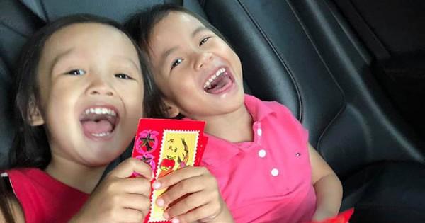 Bé gái Mường Lát liệt 2 chân đón Tết đầm ấm ở Sài Gòn: Cười rạng rỡ khoe lì xì, biết giúp mẹ nuôi trông em gái nhỏ