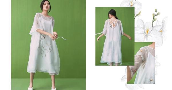 """Xu hướng """"mặc thiên nhiên"""" cho thời trang hè 2019"""