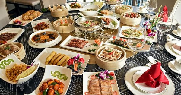 Trải nghiệm không gian ẩm thực Trung Hoa đỉnh cao giữa lòng Hà Nội