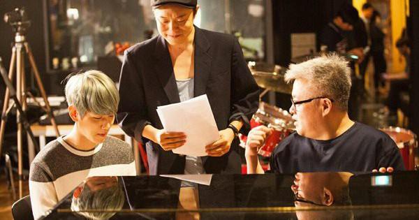 Phù thủy âm nhạc Kim Hyung Suk cùng ''gà cưng'' GWSN đến Việt Nam quảng bá trung tâm văn hóa mới