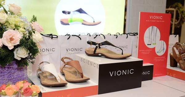Hội thảo ''Vì sức khỏe đôi chân'' cùng Vionic – công nghệ giày tiên tiến từ Mỹ