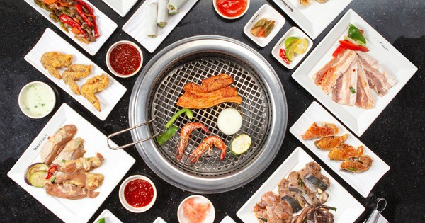 200 món ngon châu Á và 5 lí do to đùng khiến bạn nhất định phải đến Seoul Garden