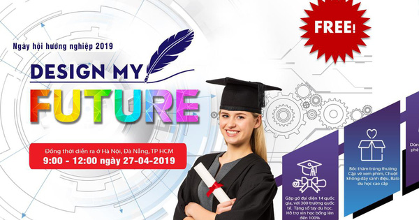 Nhiều học bổng hấp dẫn đến từ 14 quốc gia tại ngày hội du học 2019