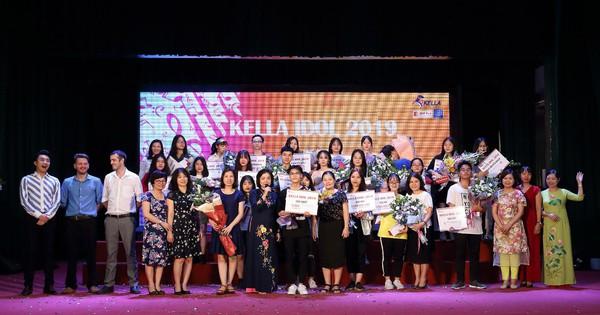 Kella Idol 2019: Sân chơi rèn luyện tiếng Anh bổ ích cho học sinh THPT
