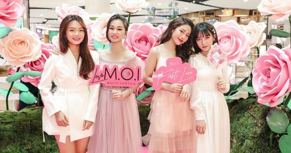 Địa điểm mới với sắc ''hồng toàn tập'' của M.O.I làm các quý cô yêu màu hường mê mẩn
