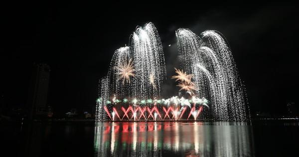 Mua vé pháo hoa Đà Nẵng online, giảm ngay 10%