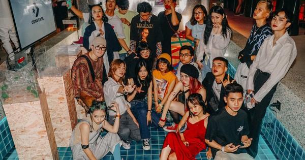 Cách cộng đồng Converse_X_ và NTK Tom Trandt cùng kể câu chuyện thời trang bền vững với Converse Renew