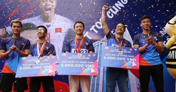 """Hơn 800 MBers tham gia giải chạy """"MB Running Up 2019"""" cùng Quế Ngọc Hải và Văn Toàn"""