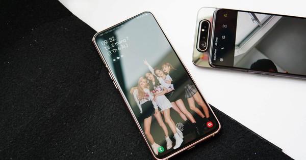 Từ fan BlackPink tới tín đồ sành điệu sẽ ngây ngất trước bộ quà tặng kèm Galaxy A80