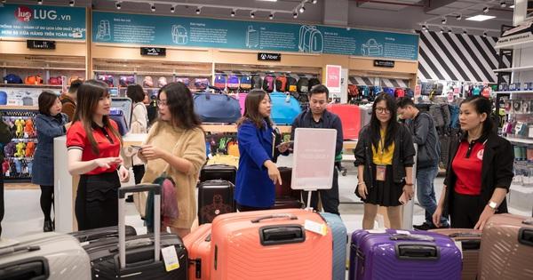 Bên trong 65 cửa hàng hành lý của thương hiệu LUG có gì?