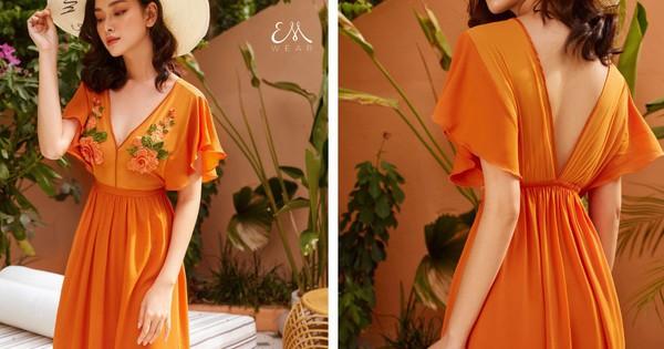 Tropical '19 Collection – Xu hướng váy lụa nhiệt đới cho những chuyến đi mùa hè