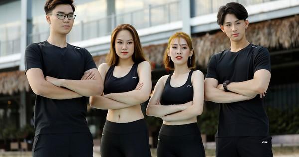 """Dàn thí sinh """"chất lừ"""" cuộc thi Mr & Miss VTV6 khoe vẻ đẹp cá tính cùng thương hiệu Li-Ning"""