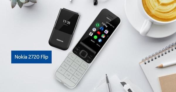 Tinh thần huyền thoại trong Nokia 2720 Flip, mang ký ức đến hiện đại cho người dùng Việt