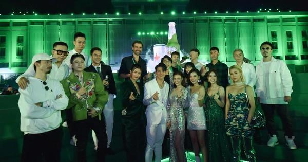 Đen Vâu, Châu Bùi quy tụ trong đại tiệc ra mắt Heineken Silver cực hoành tráng