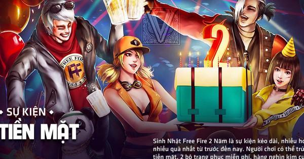 Free Fire - 2 năm tuổi và hành trình chiếm lĩnh đỉnh cao thể thao điện tử