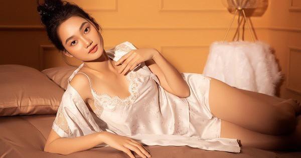 Á quân The Face Quỳnh Anh biến hóa đa phong cách với đồ ngủ