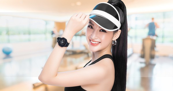 Casio ra mắt đồng hồ nữ có bluetooth khiến Angela Phương Trinh mê mẩn