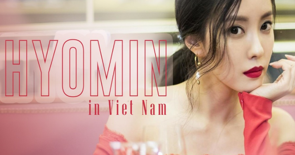 Hyomin công bố Fanship, tặng quà đặc biệt cho fan Việt