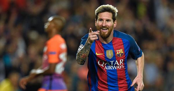 Thống kê ''khủng'' của Lionel Messi khiến Manchester United phải ''mất ngủ'' trước thềm tứ kết