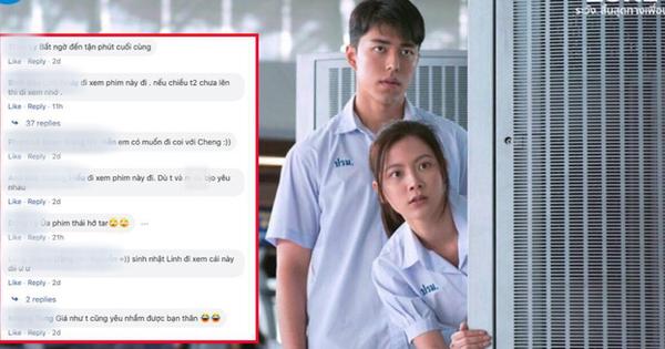 Khán giả Việt ầm ầm mượn phim Thái đang sốt