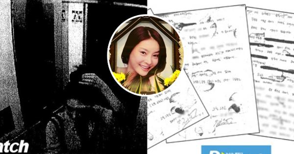 CHẤN ĐỘNG: Dispatch tung CCTV 10 năm trước của sao nữ ''Vườn sao băng'', bằng chứng cô bị gài bẫy viết thư tuyệt mệnh