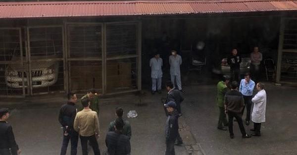 Hà Nội: Người đàn ông tử vong trong nhà xe bệnh viện Nhiệt đới Trung ương