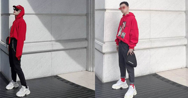 Kelbin Lei phát cáu vì ''bản sao'' của mình: Style giống, cắt tóc giống, đến cả background chụp ảnh cũng y hệt!