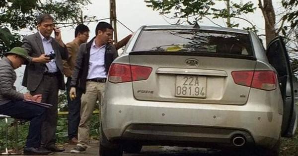 Xác định danh tính nghi phạm bắn tài xế cướp xe taxi ở Tuyên Quang