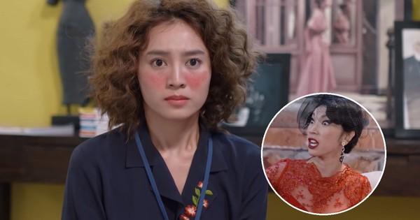 Với gu thời trang ''ba chấm'', Lan Ngọc khiến siêu mẫu Xuân Lan tiền đình trong ''Mối Tình Đầu Của Tôi''