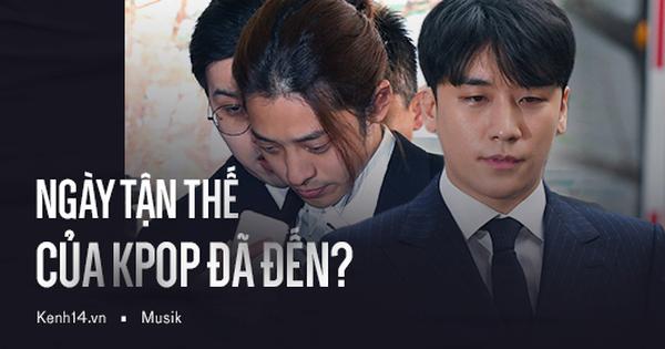 KPOP liên tiếp khủng hoảng chưa từng có vì phốt Seungri...